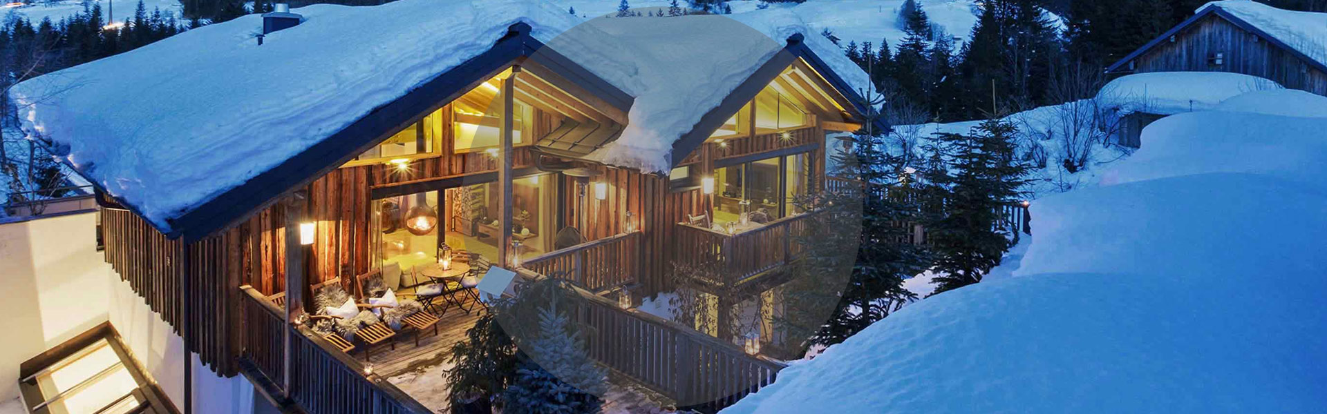 Luxus Lodge
