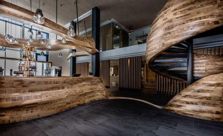 Das puradies urlaub und chalets in leogang for Design hotels skiurlaub