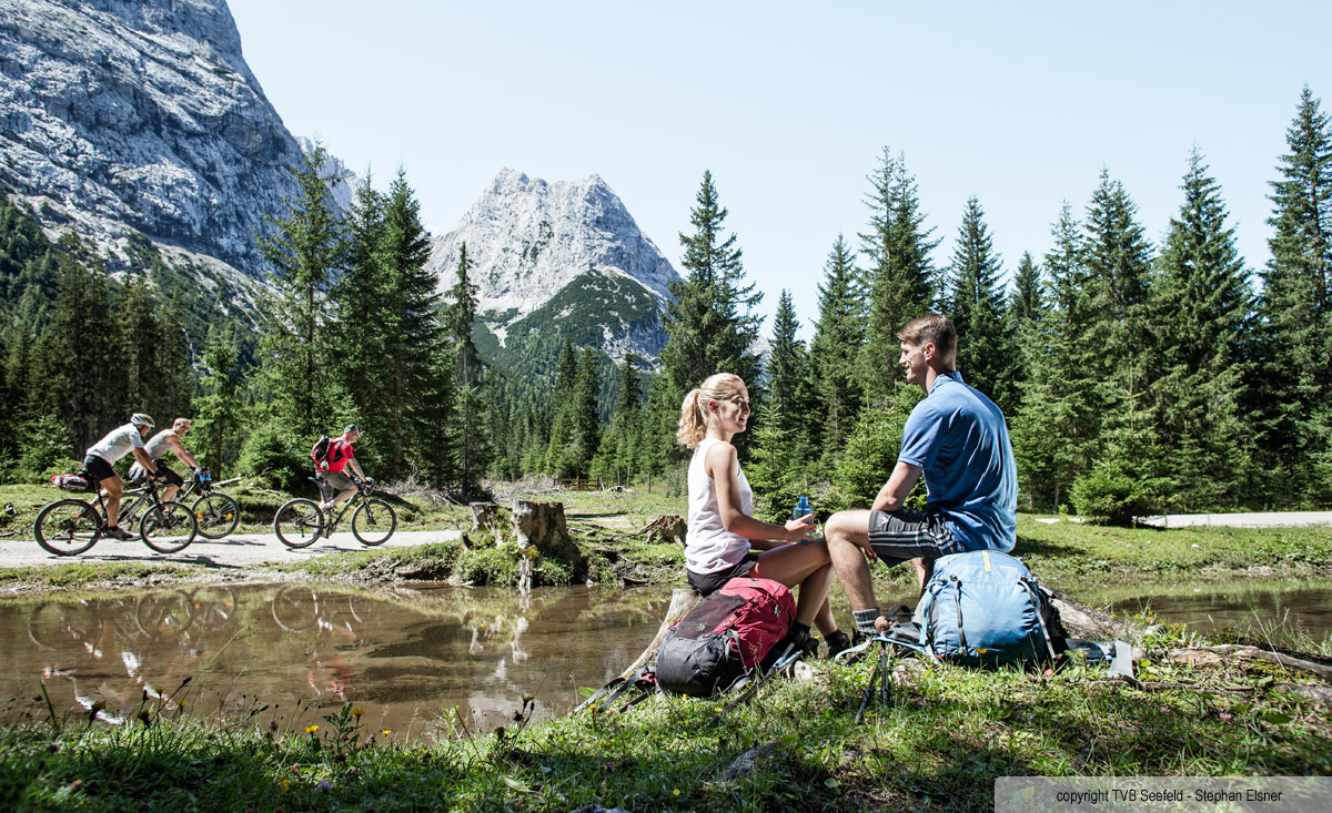 Ferienregion Seefeld Hüttenurlaub in den Selected Chalets