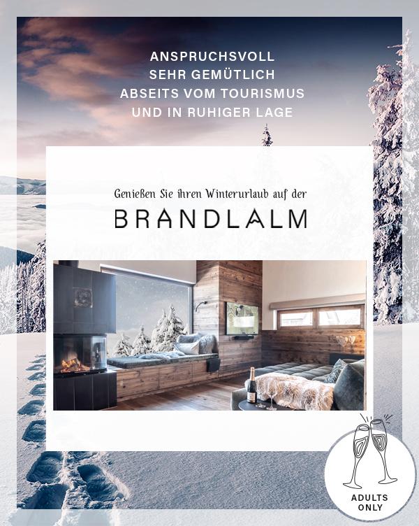 Adults Only Chalets Brandlalm Kärnten