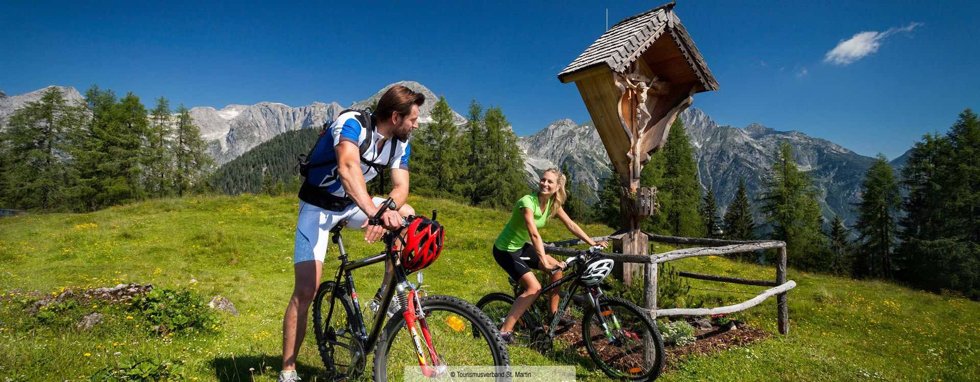 Mountainbiken Stmartin